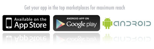 apple app store, google play, android marketplace, google play